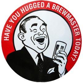 hug a brewmaster