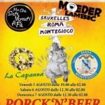 Porck 'n Beer Festival Montegioco