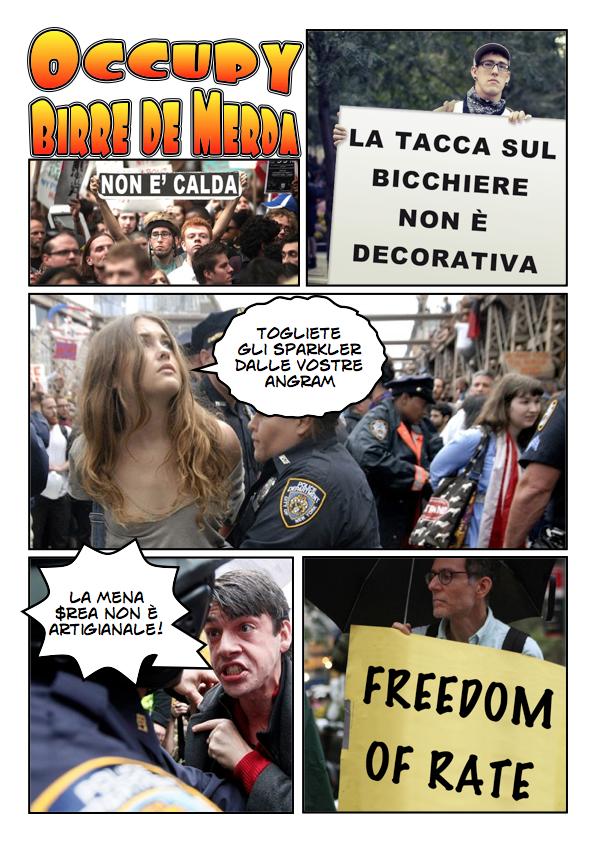 Occupy Birre de Merda